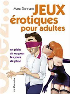 livre idées jeux érotiques pour adultes